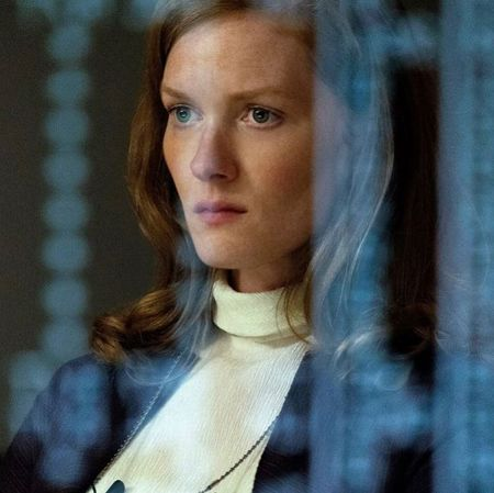 Wrenn Schmidt is playing the character of Margo Madison in the Apple TV+ series 'For All Mankind.'