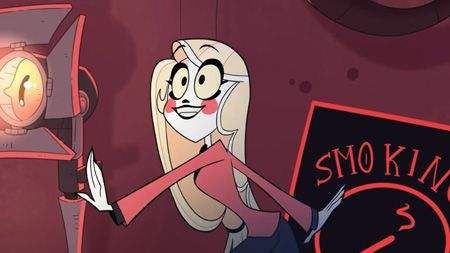 Out of all the Hazbin Hotel Characters, Charlie is the best.