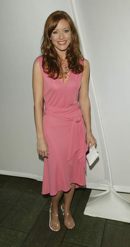 Elizabeth Bogush has featured in several movies and TV series.