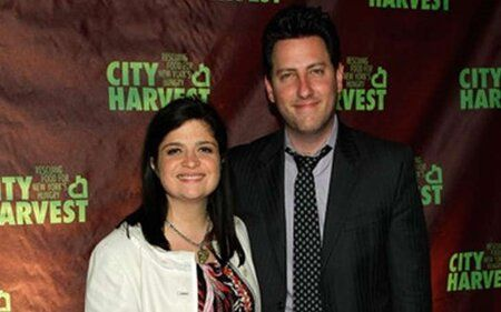 Alex Guarnaschelli and Brandon Clark first met in 2006.
