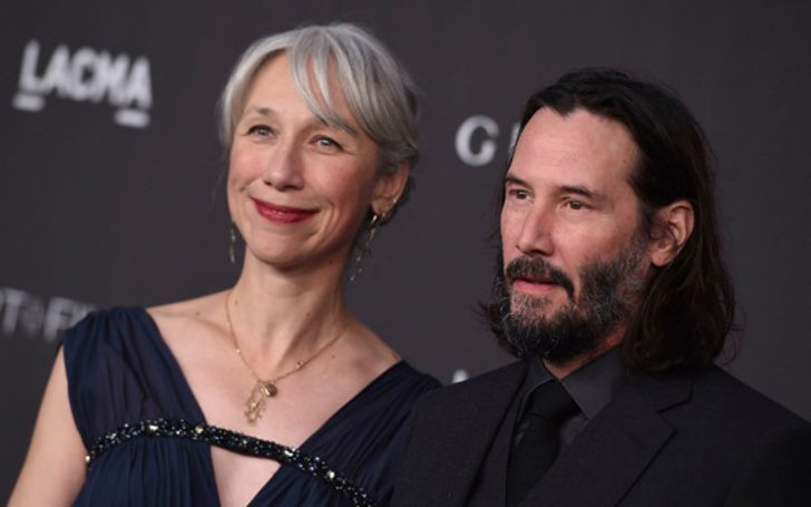 Who is Keanu Reeves GF Alexandra Grant? How old is the actor's girlfriend?