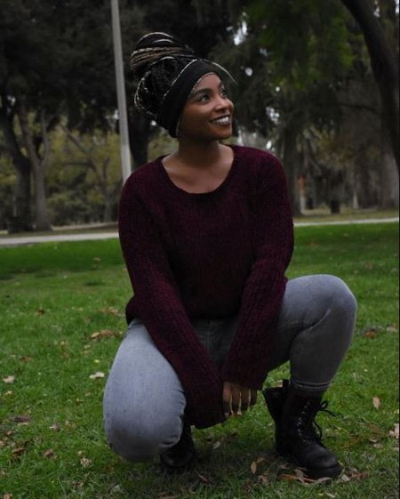 Jeante Godlock is focused on her career and not getting into a relationship with anyone.