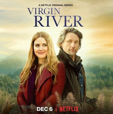 Virgin River is a Netflix series starring Alexandra Breckenridge in the leading role of Melinda Monroe.