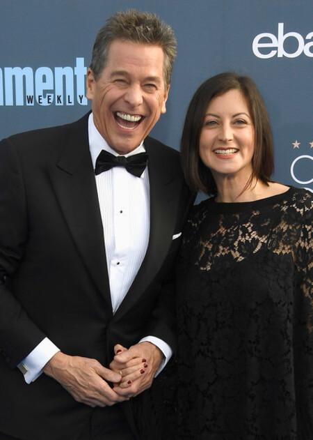 Tim Matheson with his former wife Megan Murphy Matheson.