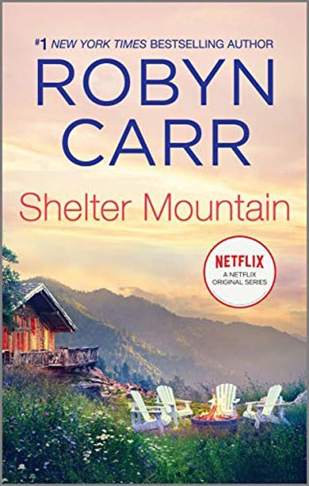 Shelter Mountain is the book which deals with the story of Paige and Preacher.