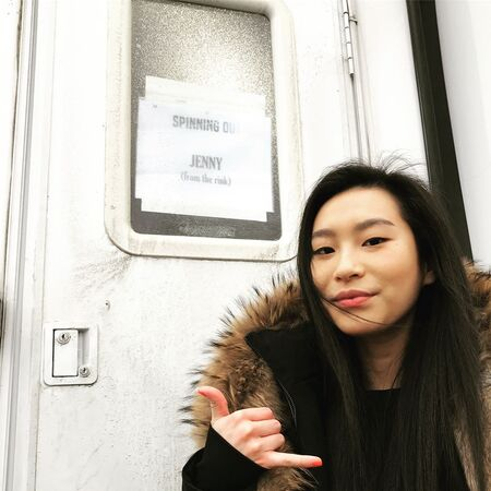 Spinning Out Jenn Yu actress Amanda Zhou is currently not in a relationship.