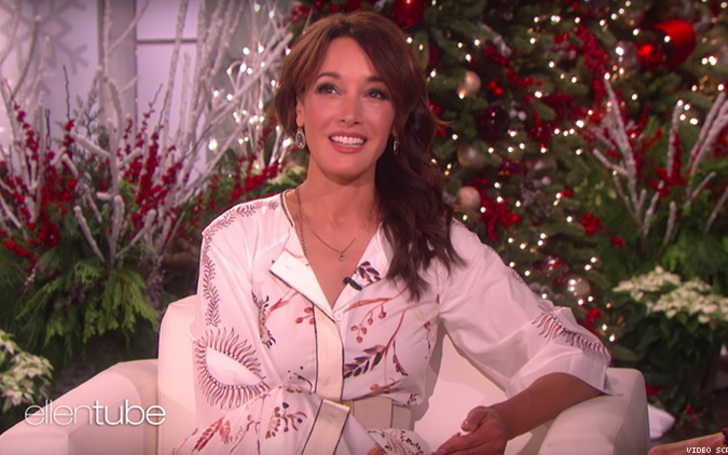 'The L Word: Generation Q' Star Jennifer Beals Shows Off her Strange Musical Talent and Talks The L Word with Ellen