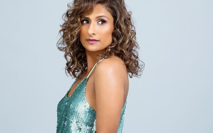 Sarayu Rao Blue | Sloane McIntyre, Medical Police Netflix, Husband Jonathan M. Blue, Father Velcheru Narayana Rao, Anna, The Unicorn, Wiki, Bio, Net Worth, Wedding, Children, Married, Kids, Parents, Mother