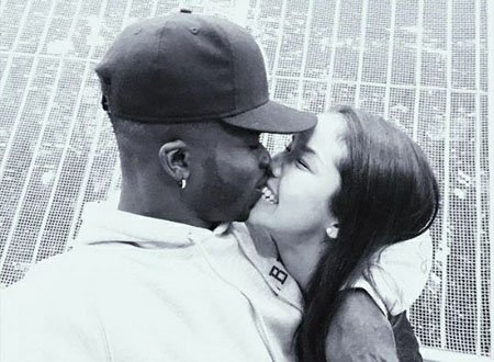 Akiel Julien and Erika Prevost dated for a short period of time.