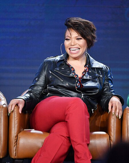 Tisha Campbell plays the role of Rita on Outmatched Fox (2020).