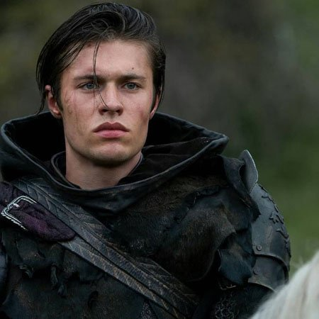 Gijs Blom plays Prince Viridian in the Netflix series The Letter for the King.