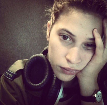 Tamar Amit Joseph was conscripted into the Israeli Defense Forces after finishing high school.