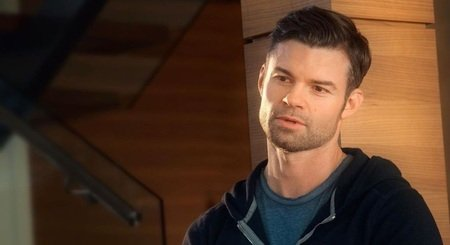 Daniel Gillies as Mark on Netflix's Virgin River (2019).