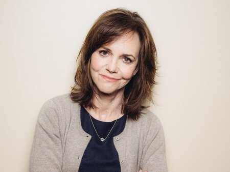 Sally Field is currently single.