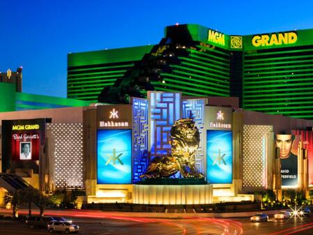 Outmatched star Maggie Lawson's favorite casino is MGM Grand Casino in Las Vegas.