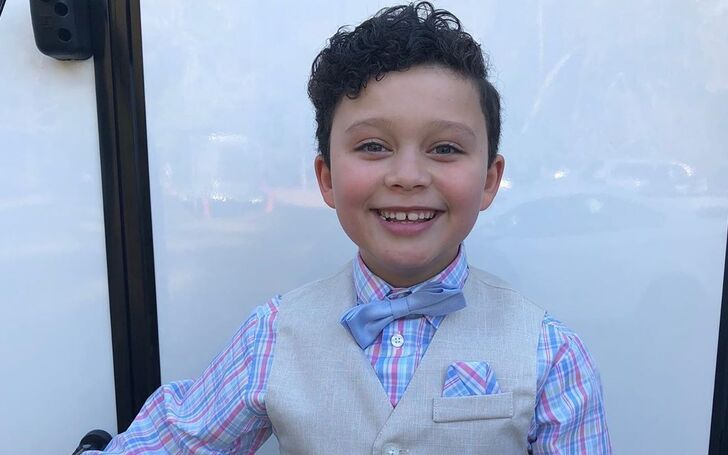 Blue Chapman | Child Actor, JJ Perry, Council of Dads, Wiki, Bio, Net Worth, Parents, Family, Father, Mother, Siblings