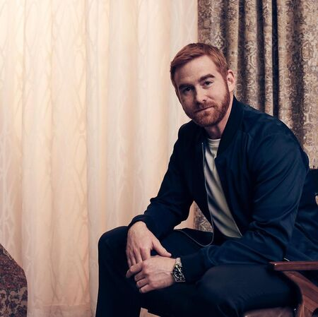 Andrew Santino stars as Mike on FX's Dave.