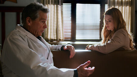 Tim Matheson Plays Doc Mullins on the Netflix series Virgin River.