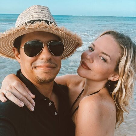 David Del Rio is married to his wife Katherine Del Rio since 2018.