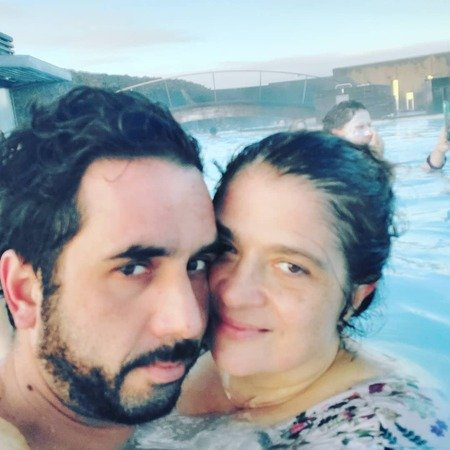 Alex Guarnaschelli began dating her new boyfriend Michael Castellon in 2019.
