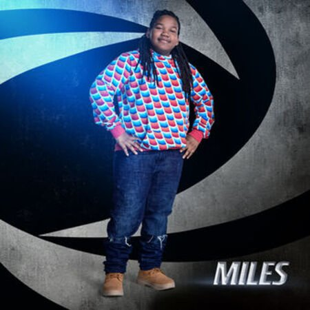 Terrence Little Gardenhigh portrayed the character of Miles in the Nickelodeon series Danger Force.
