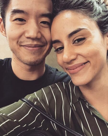 Michelle Veintimilla is dating her current boyfriend and potential husband Eddy Lee.