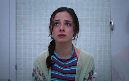 Fiona Palomo plays Maria in the Netflix series Control Z.