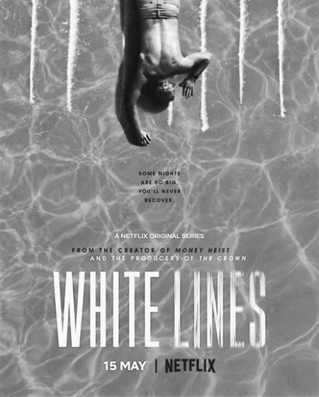Jade Alleyne plays Tanit Ward in the Netflix series White Lines.