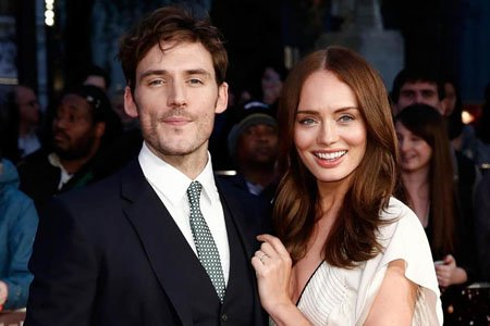 Laura Haddock got married to her husband Sam Claflin after two years of dating.