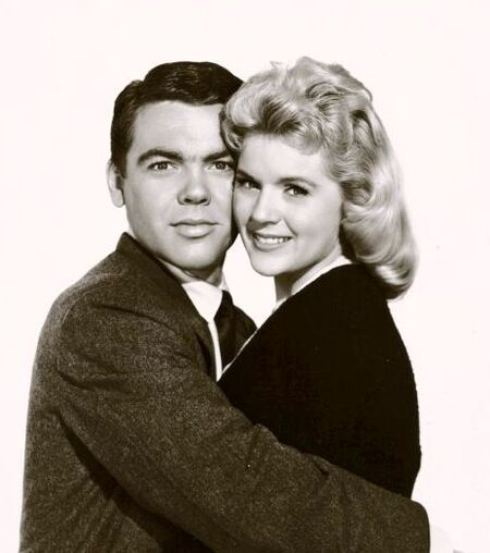 Bobby Driscoll was officially married to his wife Marilyn Jean Rush for three years from 1957 to 1960.