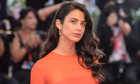 Fotini Peluso is a 21-year-old Italian-Greek actress, born and raised in Rome.