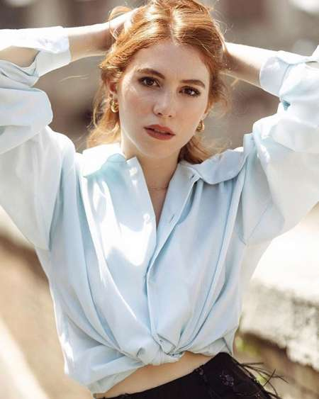 Ludovica Martino is a 23-year-old actress, currently working and living in Rome.