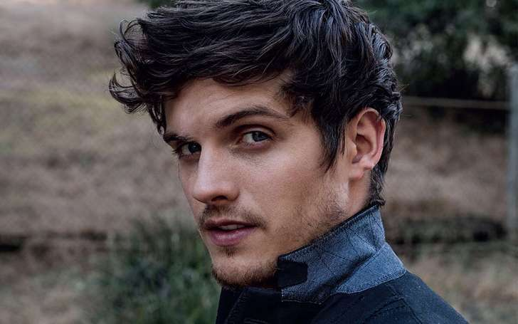 Weeping Monk Actor Daniel Sharman from Cursed Netflix Series Started Acting at the Age of 9