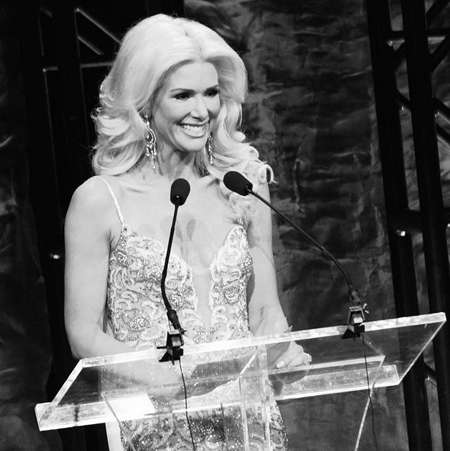 Allison DeMarcus is a former Miss Tennessee and TV personality.