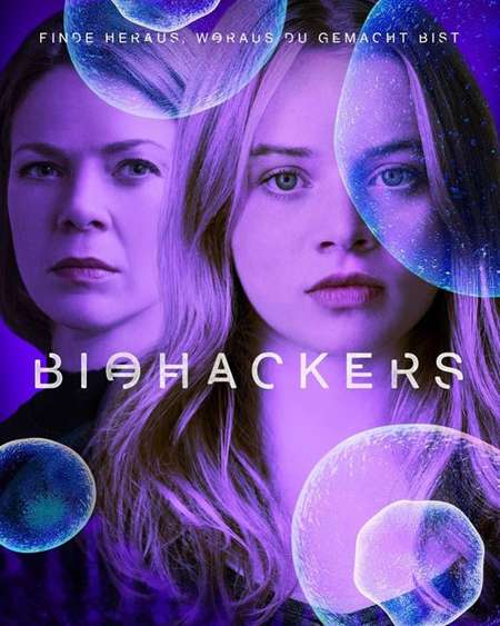 Luda Wedler plays Mia in the Netflix series Biohackers.