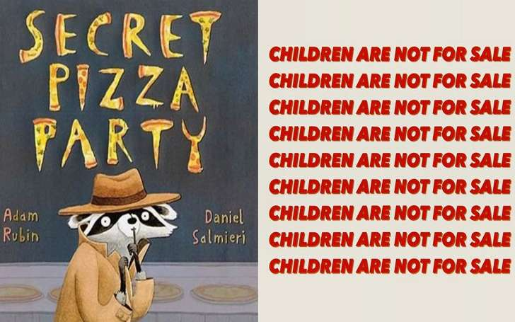 Secret Pizza Party Book Controversy - Pizzagate Returns, Learn All the Details