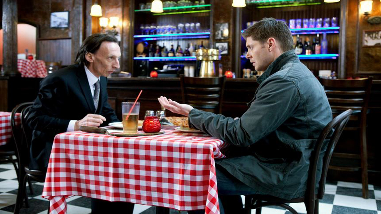 Death and Dean shared an interesting scene in the finale episode of Supernatural Season 5.