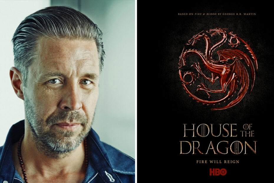 'House of the Dragon' - Paddy Considine To Play King Viserys Targaryen