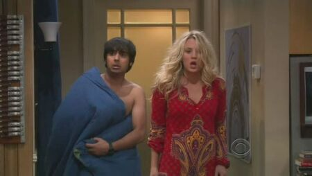 Fans are wondering to this day whether Raj and Penny slept together on The Big Bang Theory season 4 finale.