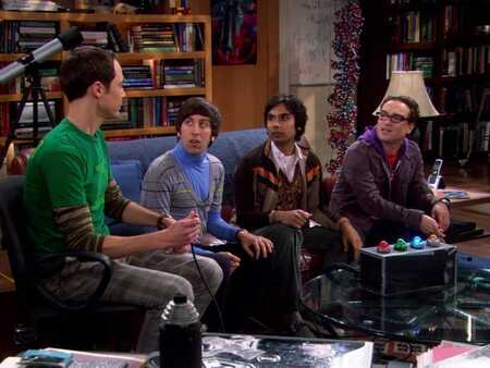 Sheldon's friends put up with his behaviors on The Big Bang Theory.