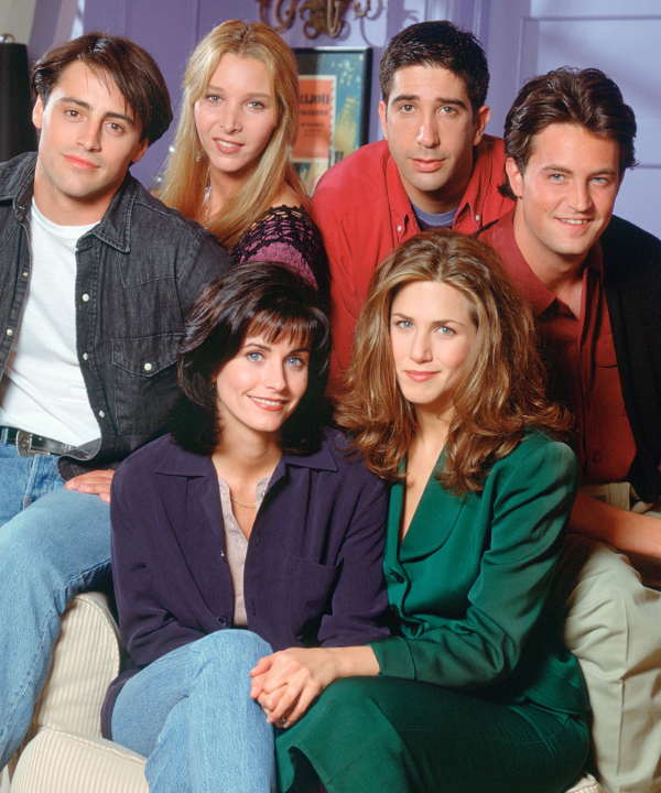 Friends Reunion Special will start filming in March 2021.