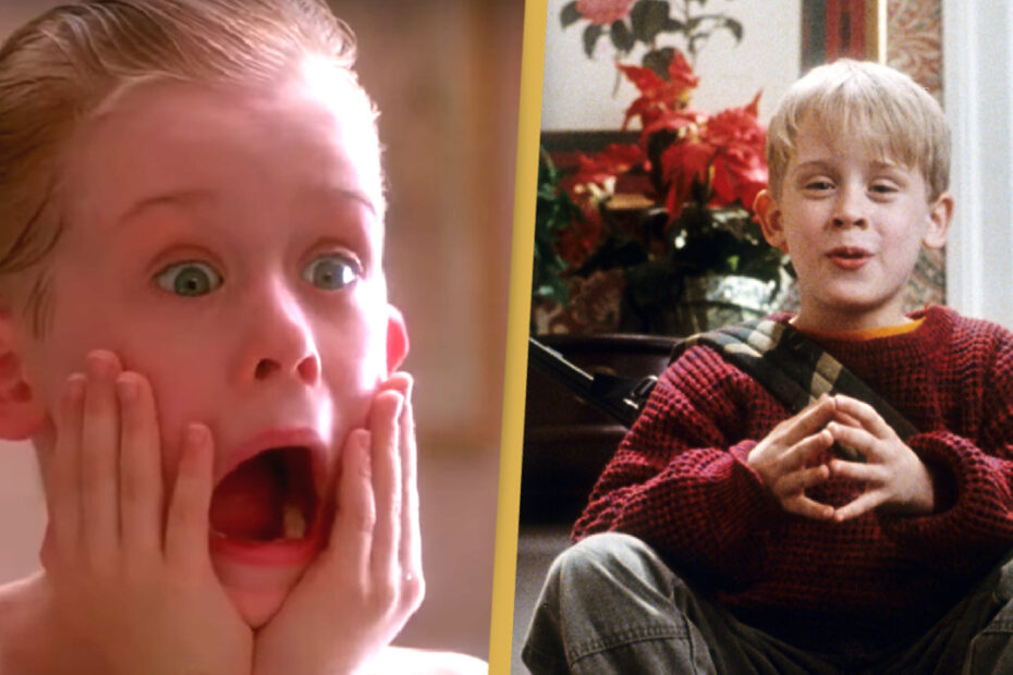One of the Most Iconic Moments on 'Home Alone' was Actually a Mistake