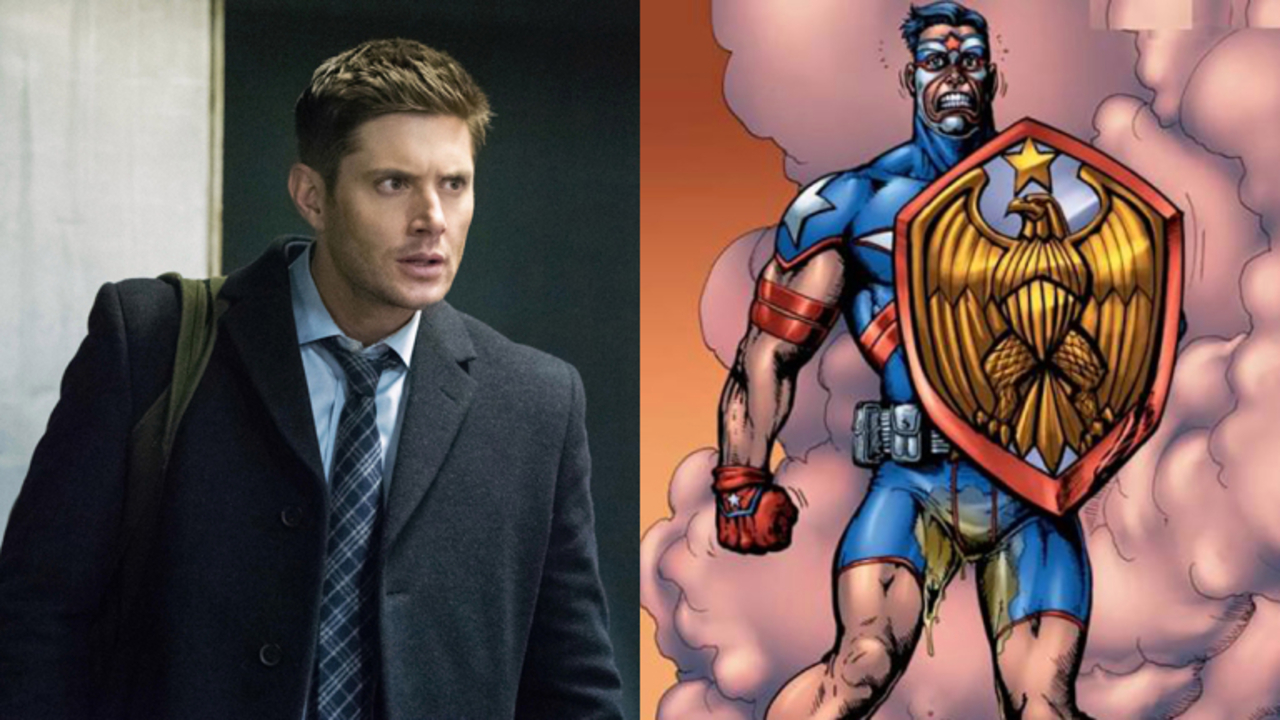 Jensen Ackles will be portraying Soldier Boy on The Boys season 3.