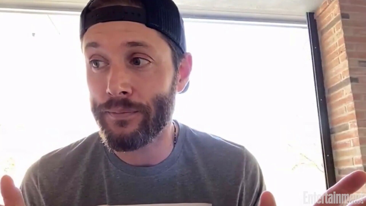 Jensen Ackles is keeping Superanatural's memory alive in The Boys season 3.