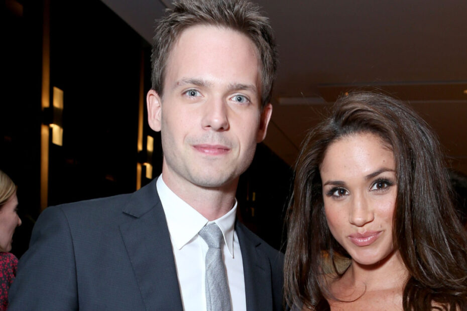 Patrick J. Adams is 'Too Intimidated' to Call Meghan Markle Following Royal Wedding