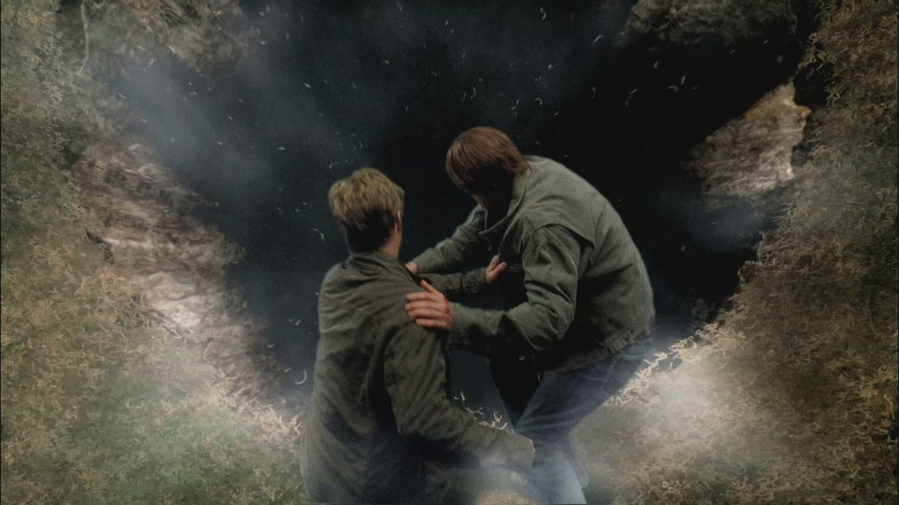 "Supernatural season 5 finale ""Swan Song"" was originally planned to be the end of the series."
