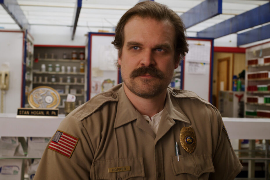 "David Harbour Says Stranger Things Season 4 is His ""Favorite"" for Hopper"