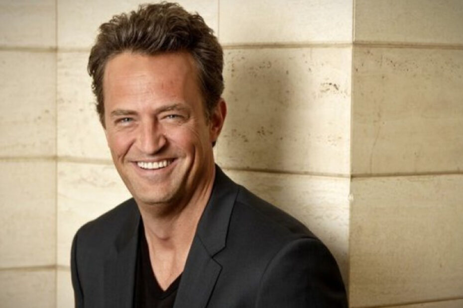 Matthew Perry is Launching Friends-Inspired Clothing Line for Charity