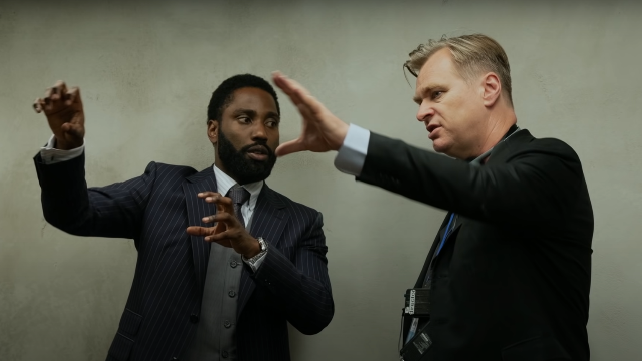 'Tenet' Director Christopher Nolan Wants to Turn His Films into Video Games