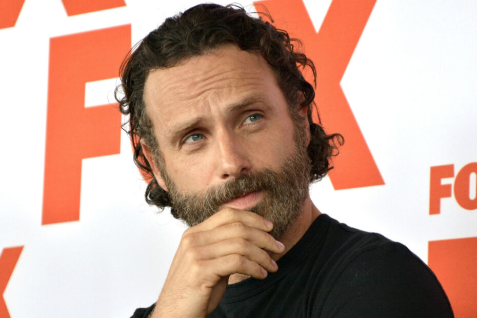 'The Walking Dead' Star Andrew Lincoln Set to Star in New Netflix Movie